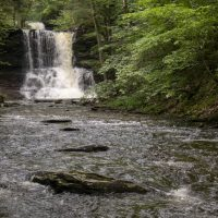 Waterfall Week Day 4 – Ricketts Glen South