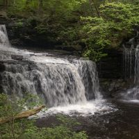 Waterfall Week Day 5 – Ricketts Glen North
