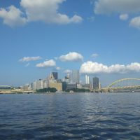 Pittsburgh From the Rivers