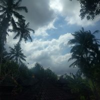 Some Quick Balinese Landscapes