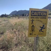 Disc Golf is Different Here