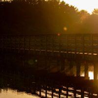 Two Florida Sunrises