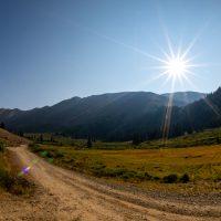 Argentine Pass and Peak (part 1)